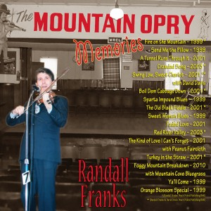 Mountain Opry Memories cover4