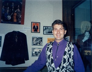 2001 Randall Franks Ga Music Hall of Fame0001